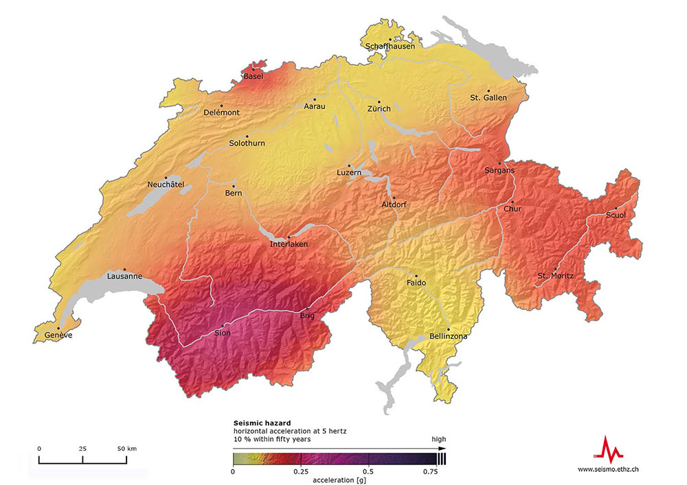 Earthquakes – A Serious Hazard for Switzerland