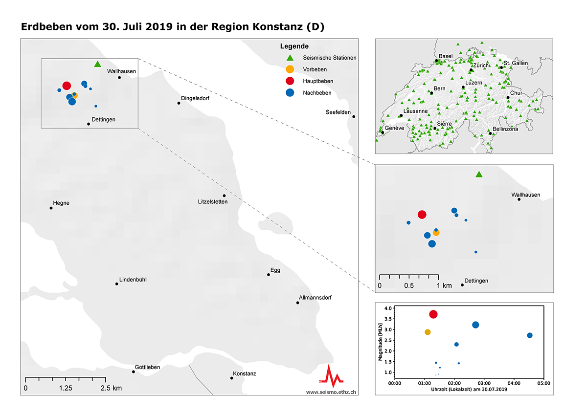 SED | Swiss Seismological Service