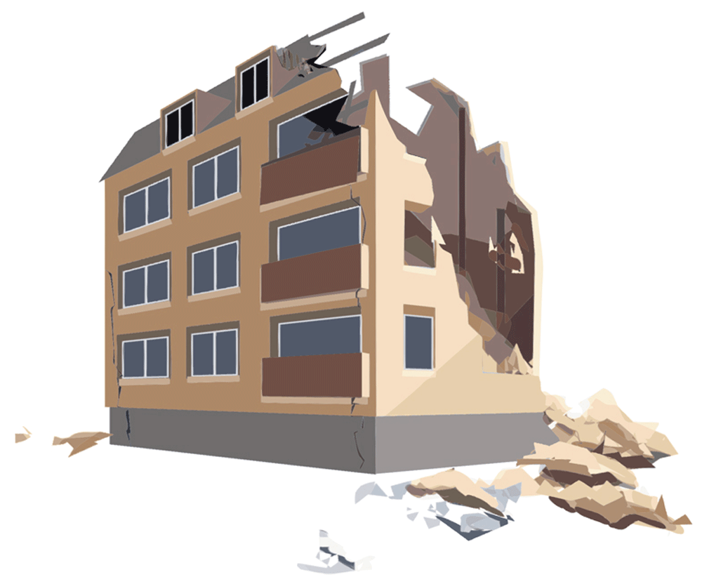 Building vulnerability